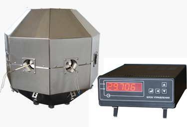 Печь шаровая ПШ 1200